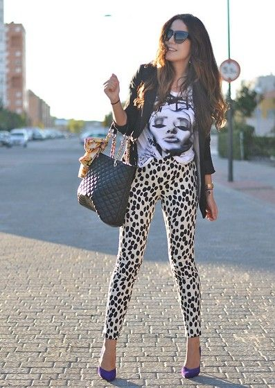 Motel Rocks T Shirt, H Pants, Aldo Bag, Primark Heels, Zerouv Sunglasses