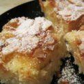 Almás-kókuszos kocka | NOSALTY – receptek képekkel