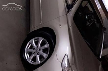 2007 Toyota Camry Ateva Auto