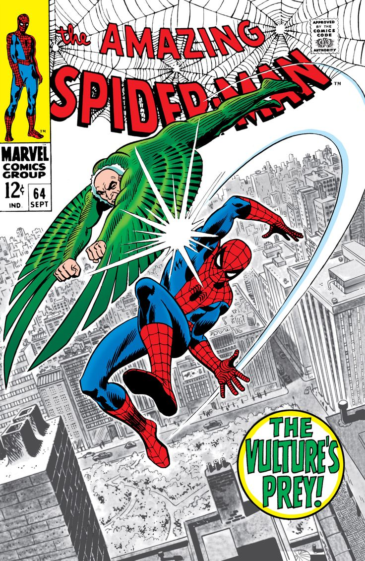 The Amazing Spider-Man (1963) Issue #64 - Read The Amazing Spider-Man (1963) Issue #64 comic online in high quality
