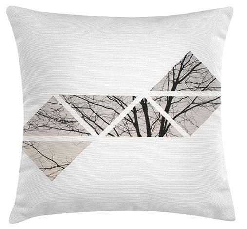 Forest Cushion. 100% Organic Cotton and comes with a plush filler. Only $45 with Free Shipping! http://www.stoolsandchairs.com.au/forest-cushion/