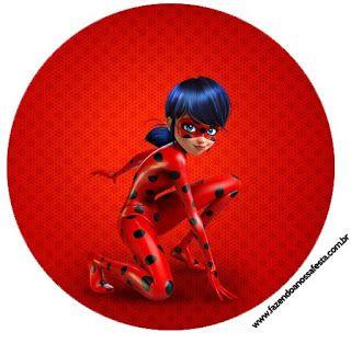 Kit Imprimible GRATIS Prodigiosa Ladybug