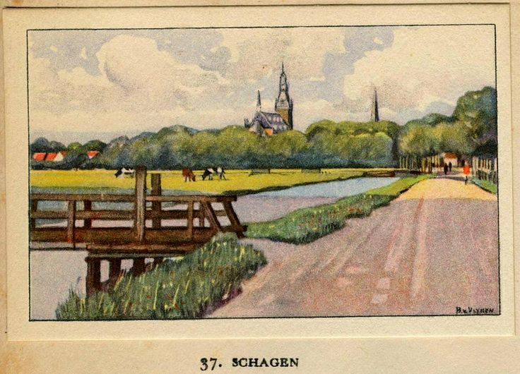 B v Vlijmen Schagen 1933
