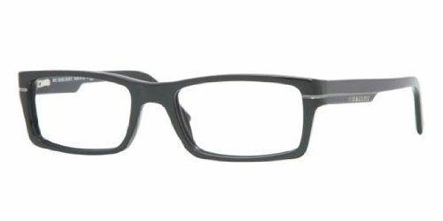 Burberry BE2079 3140 Optical Eyeglasses Prescription Dark Grey 54mm