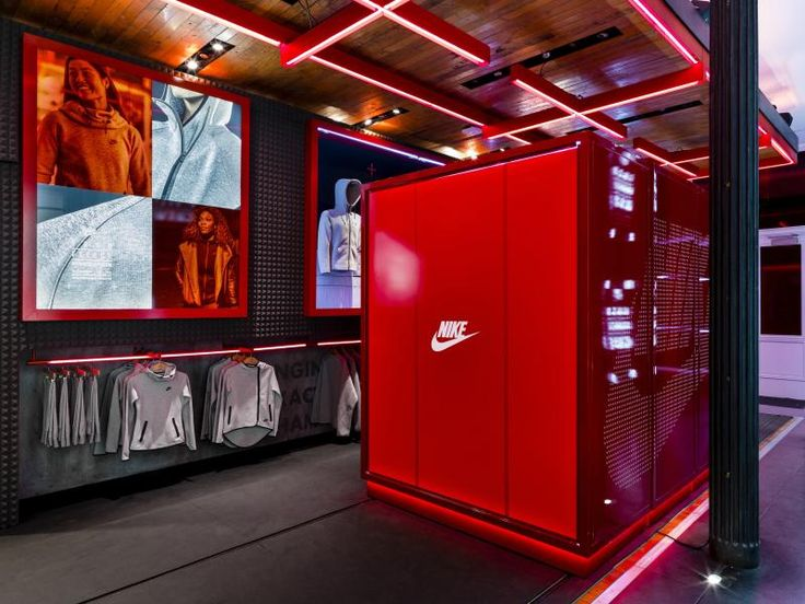 Sports Store | Retail Design | Shop Interior | Sports Display | addicted to retail
