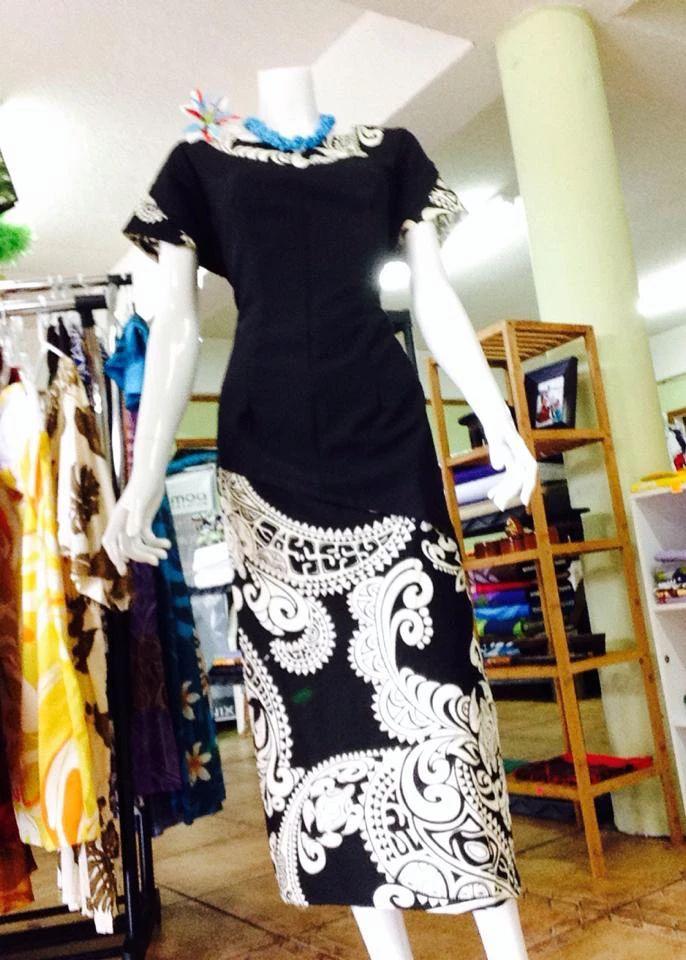 Tailor Made Puletasi Puletaha Jaba Mumu By Alice From