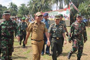 Ucapkan Selamat HUT TNI KE-71, Mardani Ajak TNI Tingkatkan Pembangunan Secara Nyata
