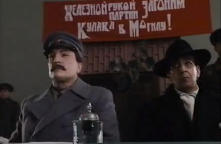 """Josef Stalin: Robert Duvall in """"Stalin"""" http://www.imdb.com/title/tt0105462/?ref_=fn_al_tt_1"""