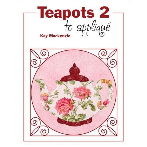 22 Best Images About Tea Cup Tea Pot Appliques On