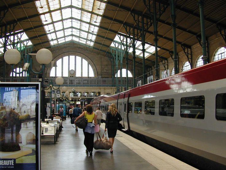 Gare du nord paris 19c pinterest for Gare du nord paris