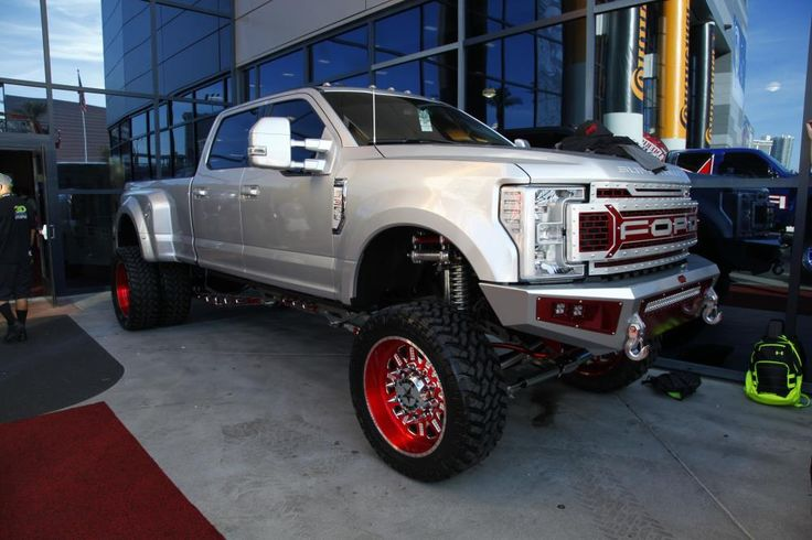lifted 2017 ford super duty dually k n sema pinterest 2017 ford super duty and news. Black Bedroom Furniture Sets. Home Design Ideas