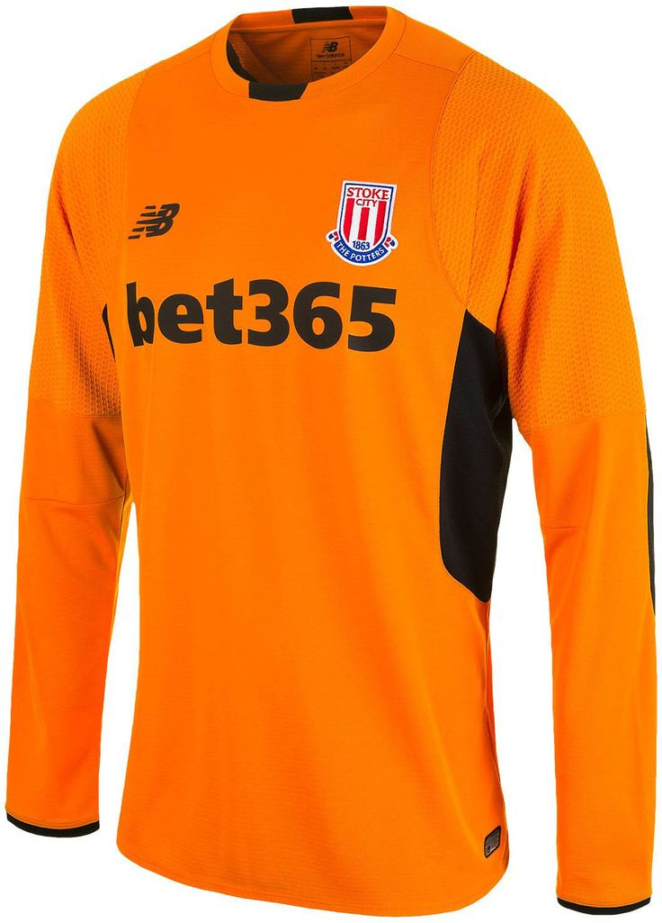 Stoke City FC (England) - 2015/2016 New Balance Goal Keeper Shirt