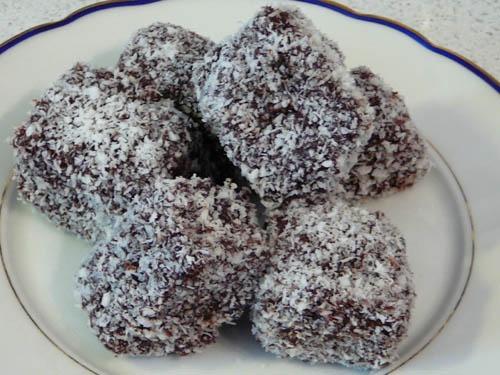 dolcetti cioccolata e cocco