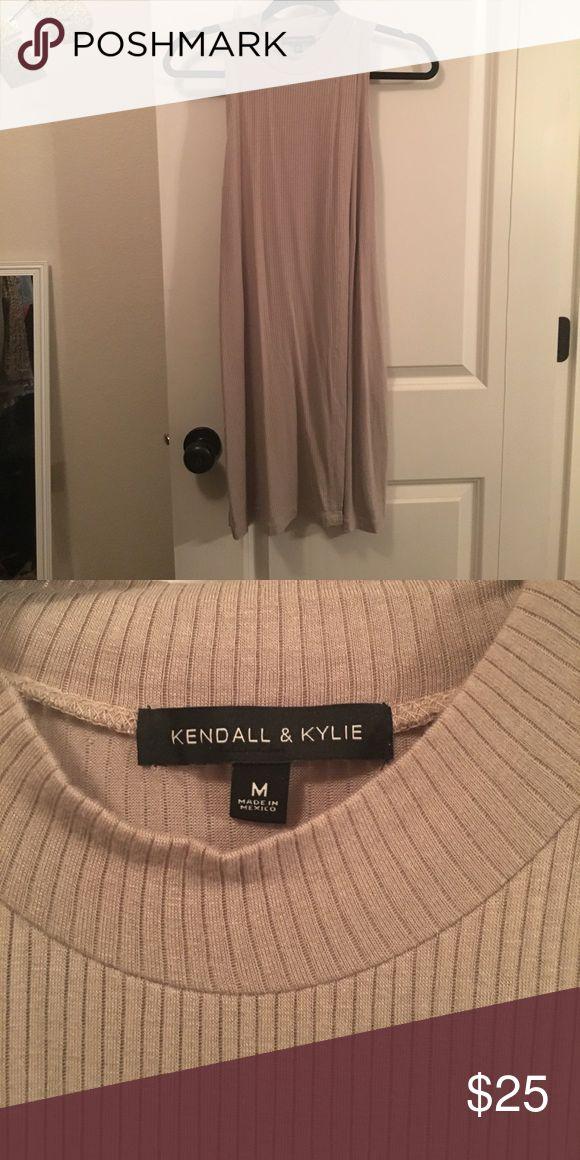 Nude Dress Nude Mini dress Kendall & Kylie Dresses Mini