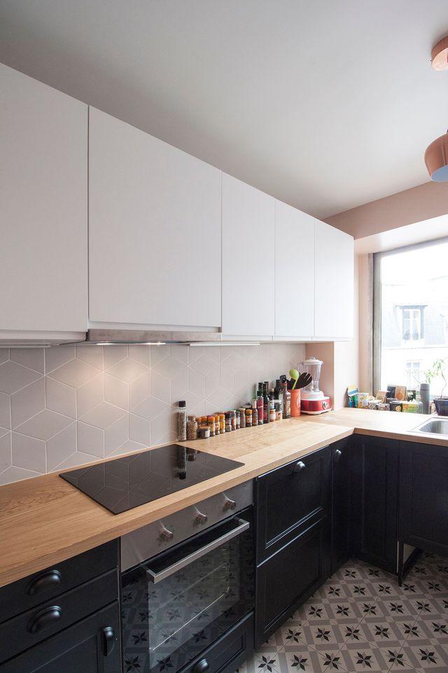 Appartement duplex paris r nov par un architecte paris for Duplex appartement paris