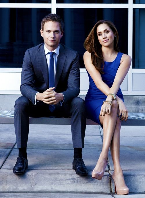 Suits! Can't wait for it to be back on.