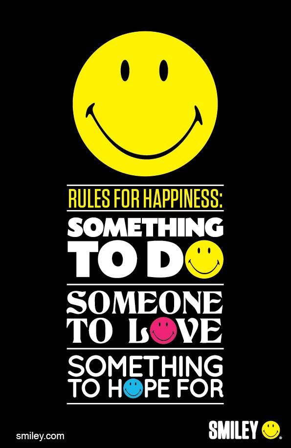 Play by the rules! Free download of all smiley happy photos  at www.smiley.com