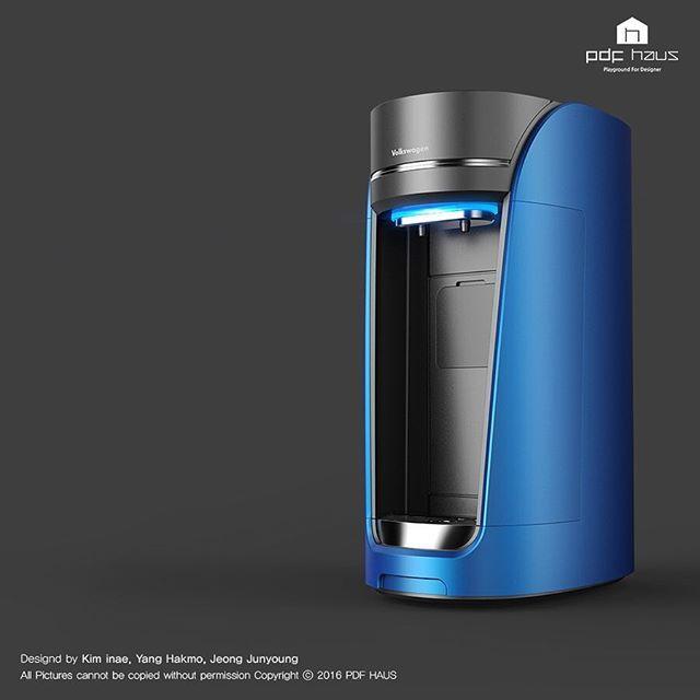 """폭스바겐에서 주방가전을 출시한다면? What if """"volkswagen"""" realse the kitchen appliance? #라이노 #키샷…"""