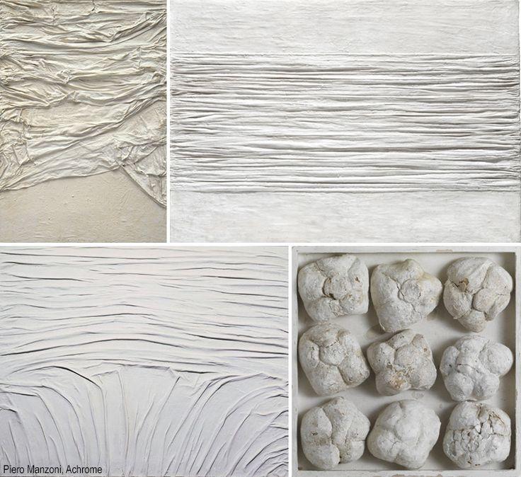 Bianco su bianco, le forme invisibili dell'arte | DidatticarteBlog