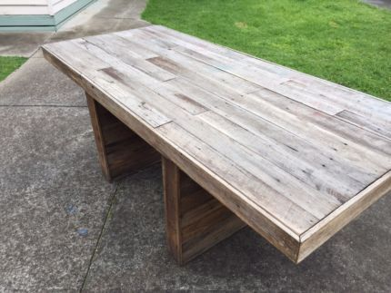 Fence Pail UPCYCLED outdoor table | Other Kitchen & Dining | Gumtree Australia Hobsons Bay Area - Williamstown | 1123587441