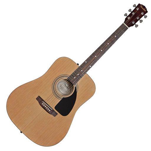 Fender FA-100 Acoustic Guitar with Gigbag