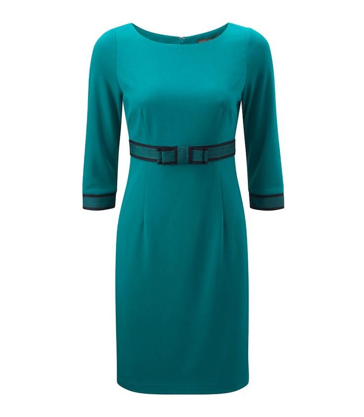 Salzburg Dress - in stunning teal