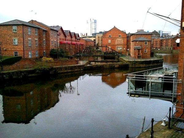 Leeds Waterfront Leeds And Yorkshire England - 10 things to see and do in leeds
