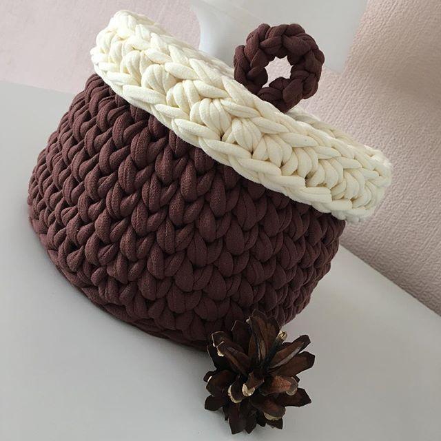 Красотка из #пряжалиана от @knits_house