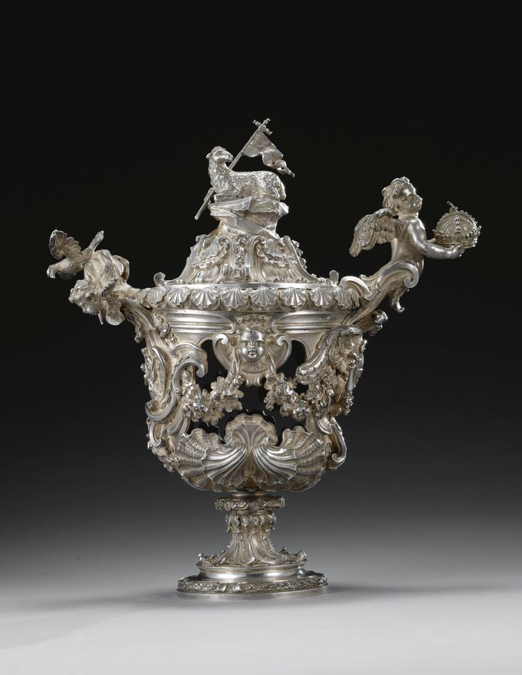 Attributed to Francesco Natale Juvarra (1673-1759),based on a design by Filippo Juvarra (1676-1736), Rome or Turin, first half of 18th century.