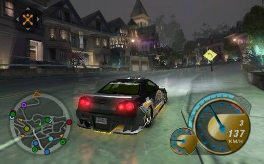 Need for Speed Underground 2 Game Screenshot