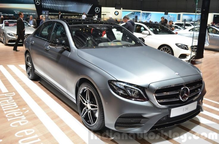 Cool Mercedes: India-bound 2016 Mercedes E Class (W213) – Geneva Motor Show Live Cars Daily updated Check more at http://24car.top/2017/2017/07/23/mercedes-india-bound-2016-mercedes-e-class-w213-geneva-motor-show-live-cars-daily-updated/