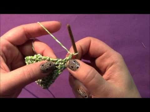 Color Me Happy Kerchief ~ Free Crochet Tutorial - YouTube