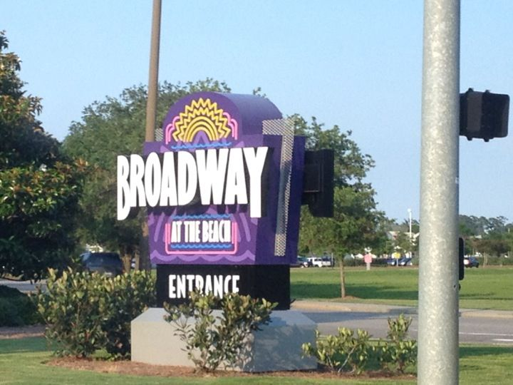 Broadway At The Beach In Myrtle SC