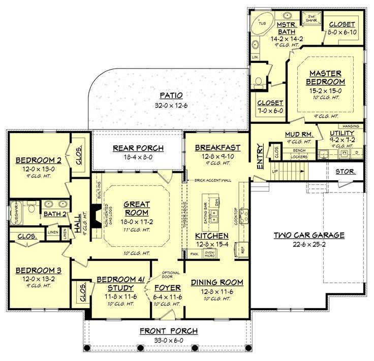 741 best plans maison images on Pinterest Floor plans, House