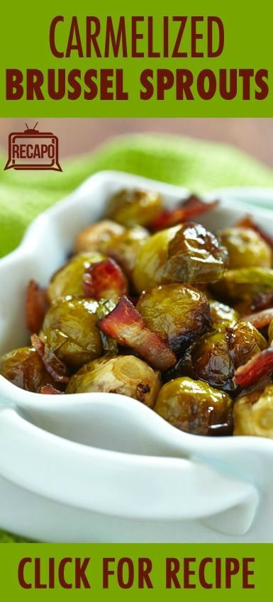 Even actor and model Tyrese Gibson loves these Caramelized Brussels Sprouts from The Chew. Share them with your family. http://www.recapo.com/the-chew/the-chew-recipes/the-chew-caramelized-brussels-sprouts-recipe-tyrese-gibson/