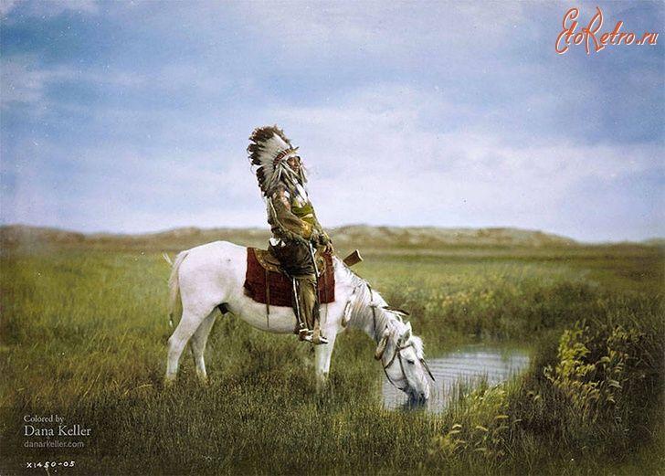 Поиск>Исторические кадры теперь и в цвете (часть №1) - ЭтоРетро.ru - старые фото городов