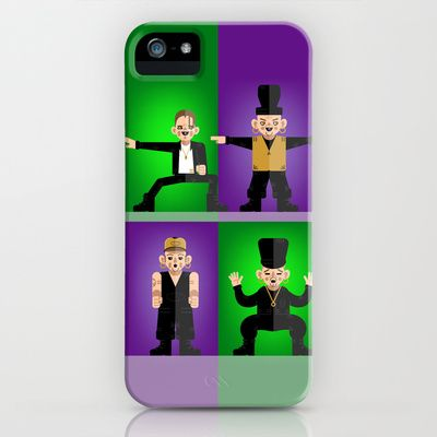 East 17: It's Alright iPhone & iPod Case by chobopop - $35.00