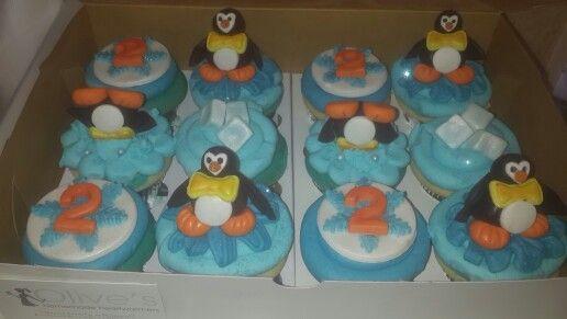 Pengi Cupcakes