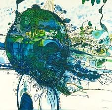 Another piece from one of my art heroes ! John Olsen