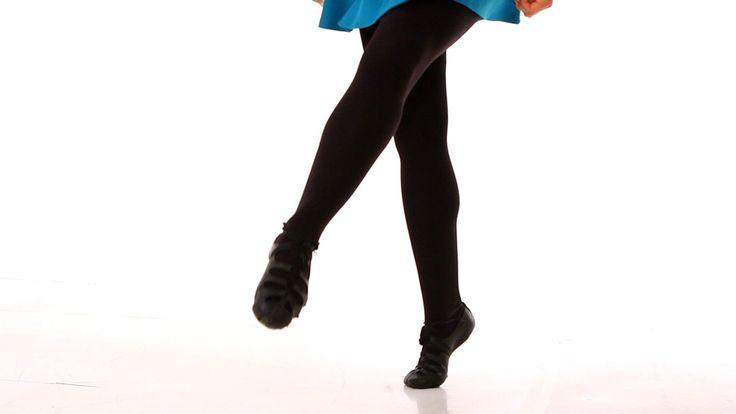 How to Skip   Irish Step Dancing