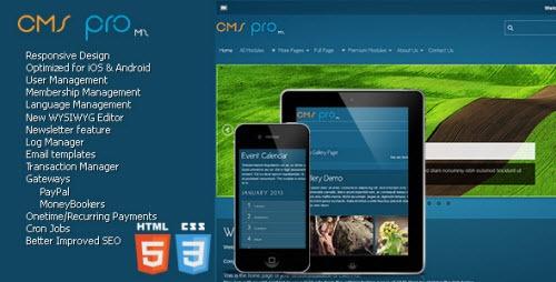 CodeCanyon - CMS pro m2 - Content Management System