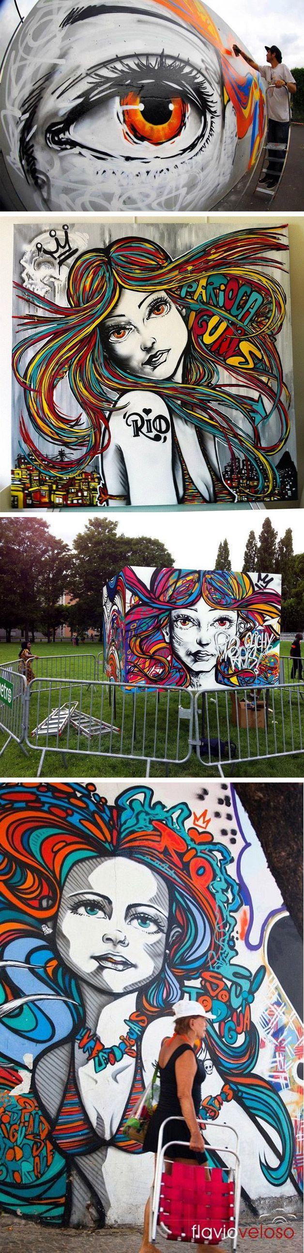 #street #art #color