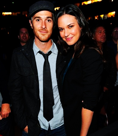 Dave Annable + Odette Yustman | Beautiful Famous People ...