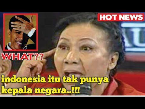 dugaan makar Ratna Sarumpaet sebut indonesia tak punya kepala negara - J...