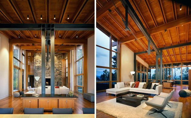 Contemporary Park City Home by BCJ Architects