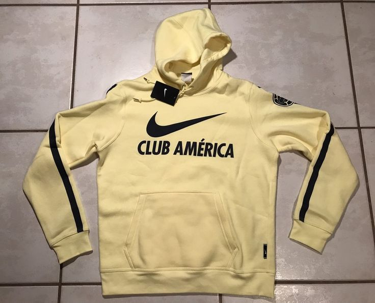 NWT NIKE Club America Aguilas Soccer Hoodie Sweater Men's Small  | eBay