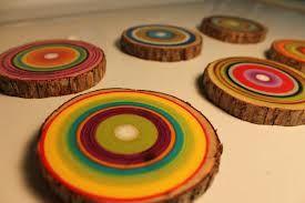 troncos pintados - Buscar con Google