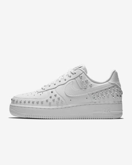 huge discount b9a26 e1742 Nike Air Force 1  07 XX Studded Women s Shoe