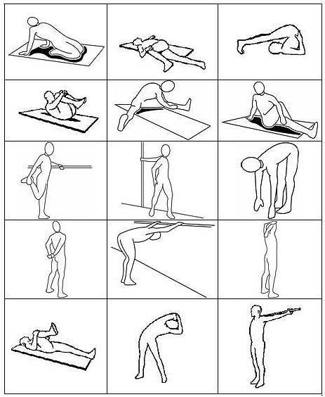 Esegui questi 6 esercizi per 5 minuti per alleviare il dolore sciatico e lubrificare le articolazioni.