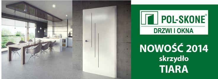 Drzwi TIARA od Pol-Skone  http://ddd.com.pl/szukaj/SZUKAJ_tiara